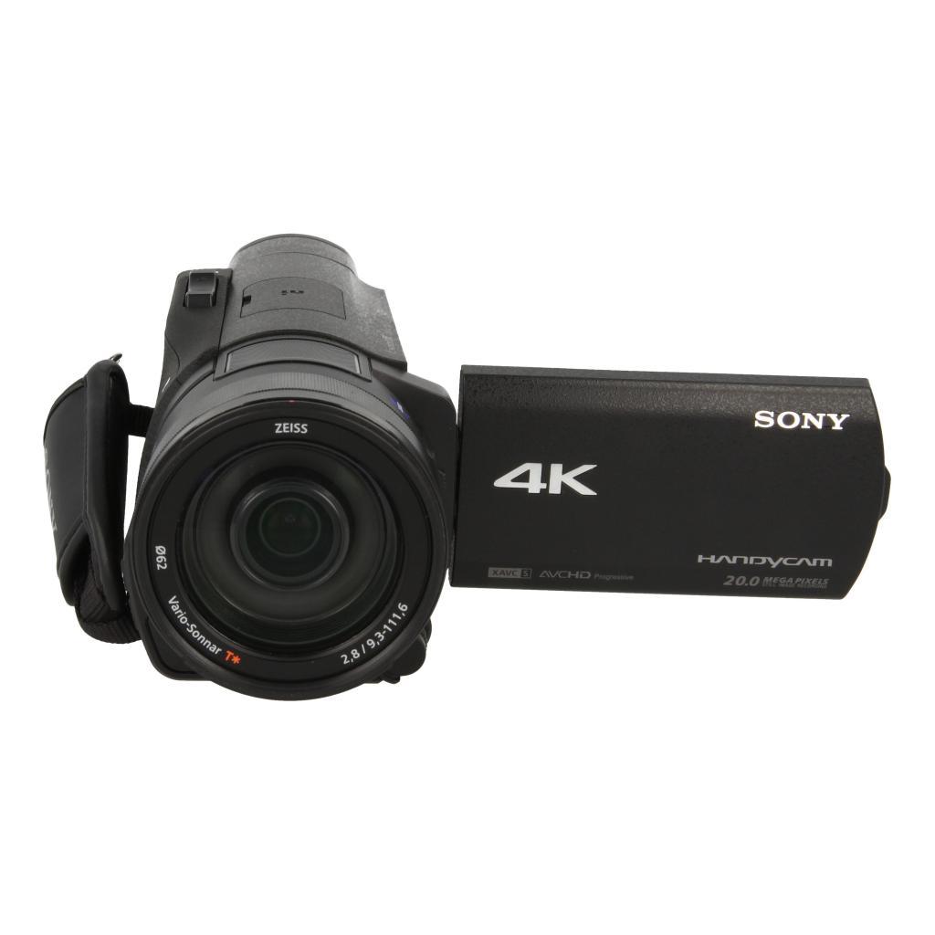 Sony FDR-AX100E Schwarz gut