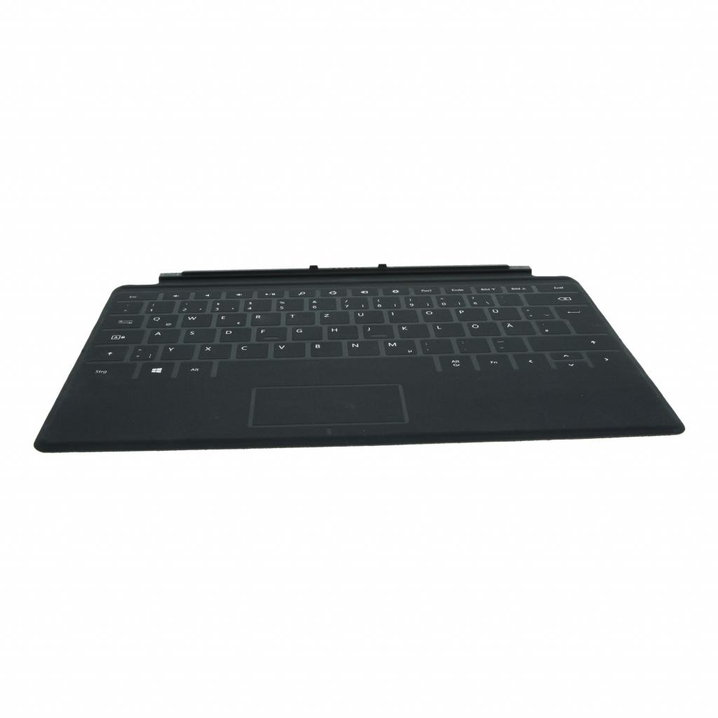 Microsoft Surface Touch Cover Schwarz gut