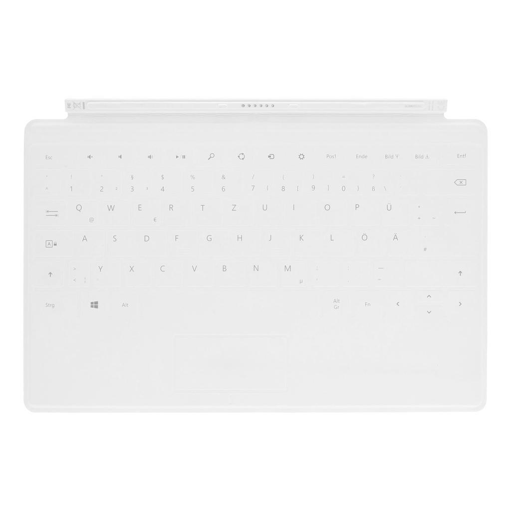 Microsoft Surface Touch Cover Weiss - QWERTZ gut