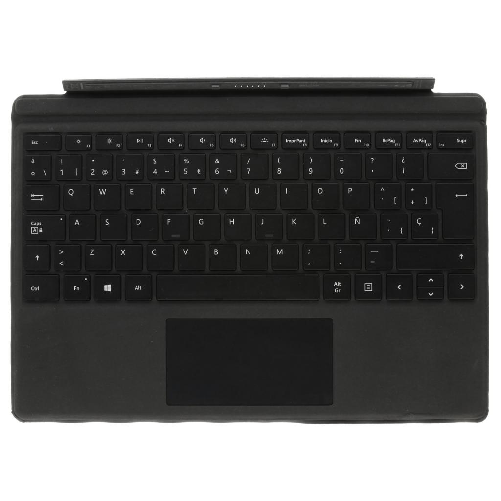 Microsoft Surface Pro 4 Type Cover (A1725) schwarz - QWERTY gut