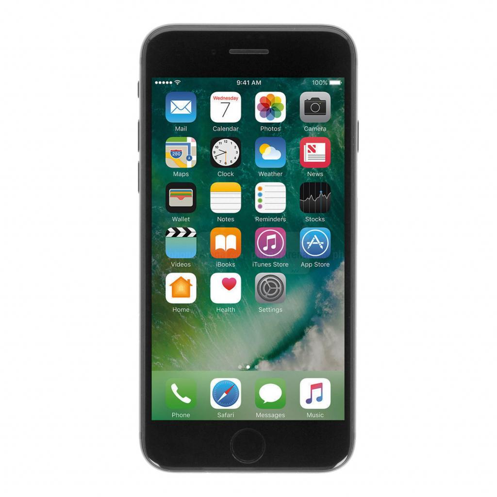 Apple iPhone 7 128GB schwarz gut