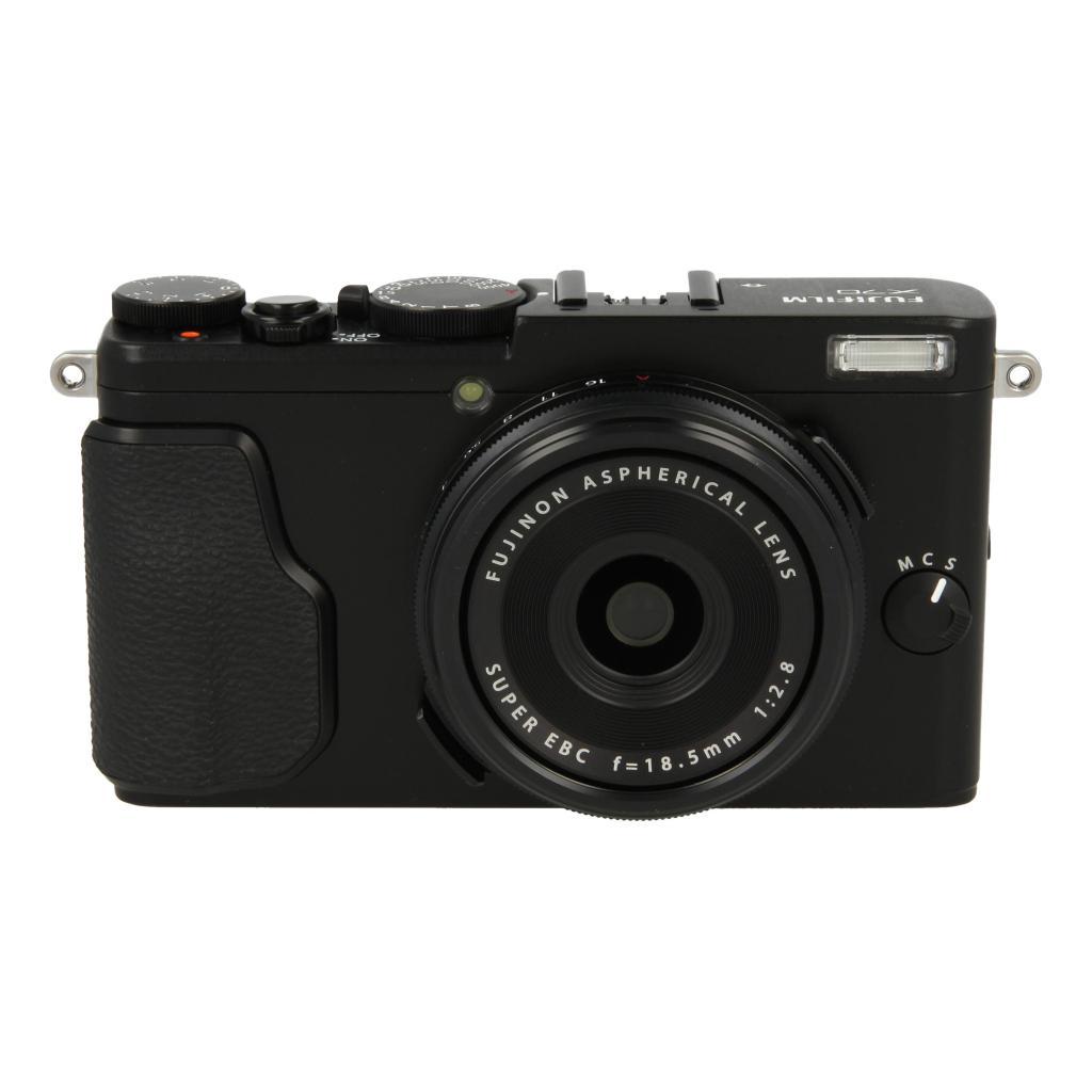Fujifilm FinePix X70 Schwarz neu