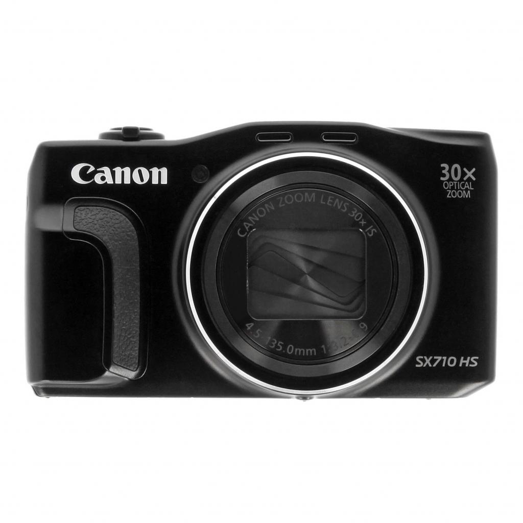 Canon PowerShot SX710 HS Schwarz neu