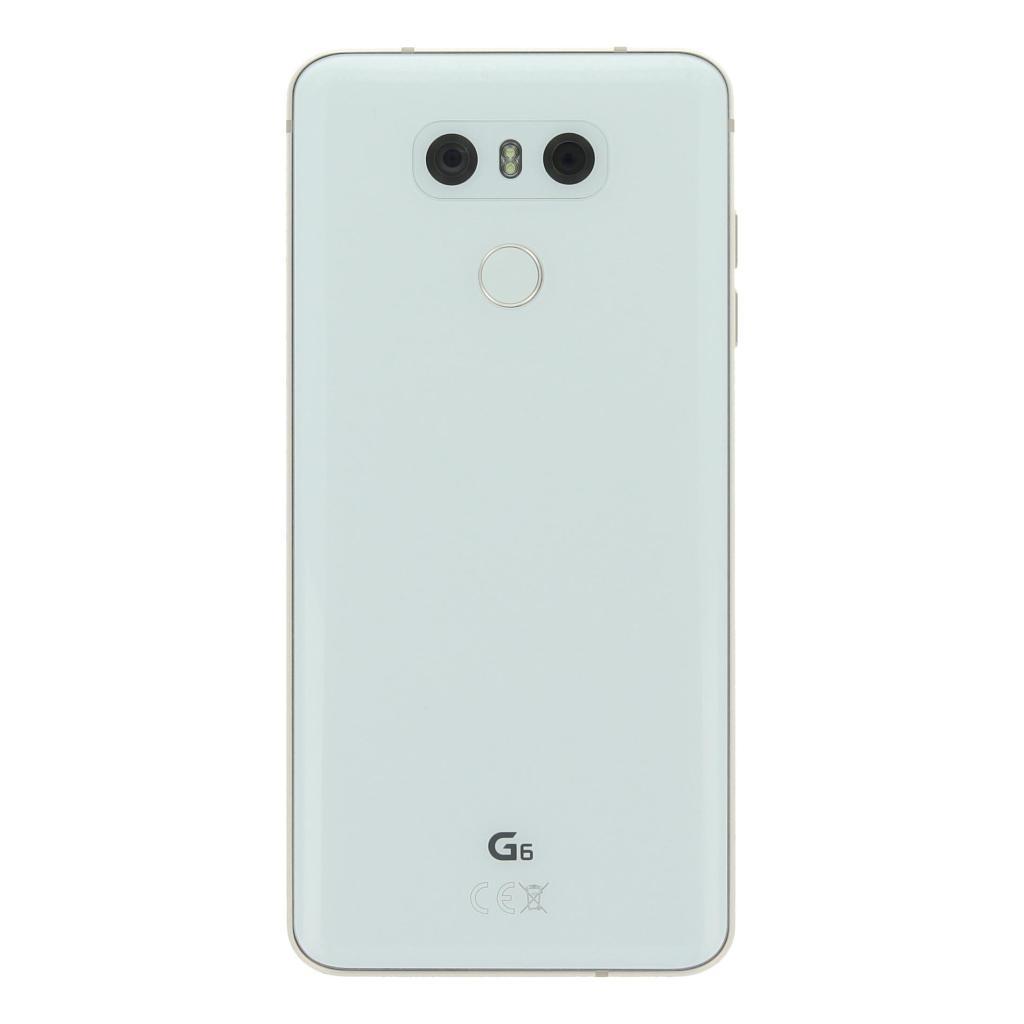 LG G6 (H870) 32 GB weiß gut