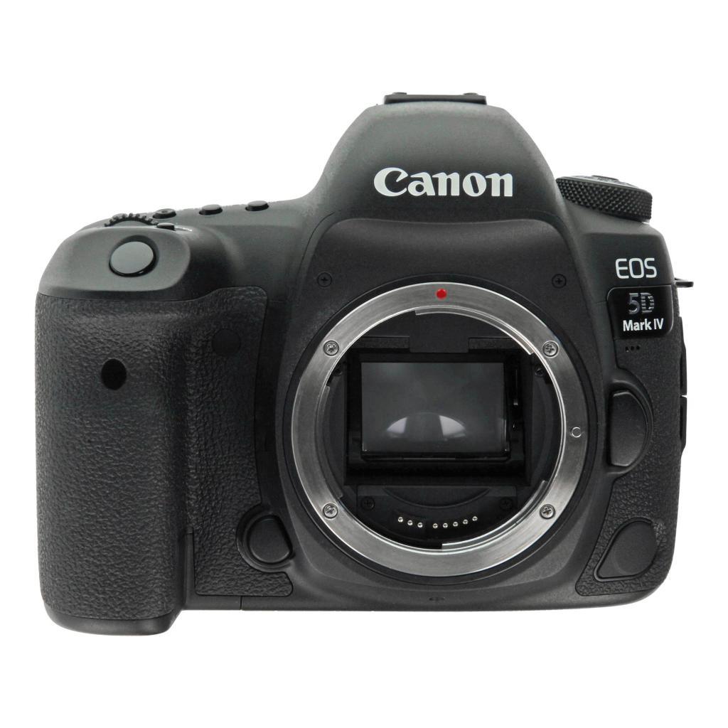 Canon EOS 5D Mark IV Schwarz neu