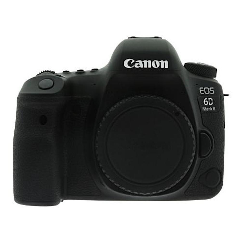 Canon EOS 6D Mark II schwarz wie neu