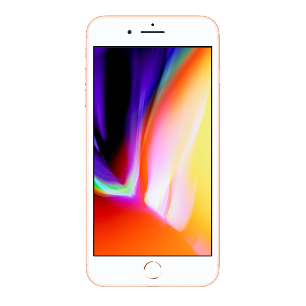 Apple iPhone 8 64 GB Gold sehr gut