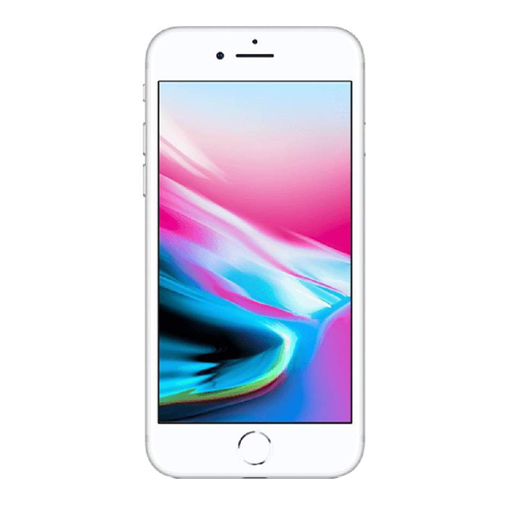 Apple iPhone 8 64 GB Silber gut
