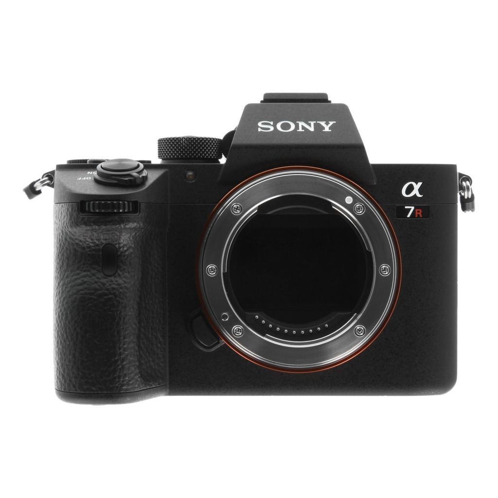 Sony Alpha 7R III schwarz gut