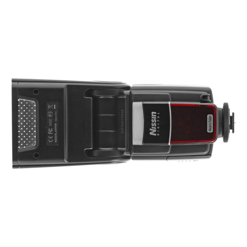 Nissin Speedlite MG8000 für Canon schwarz sehr gut
