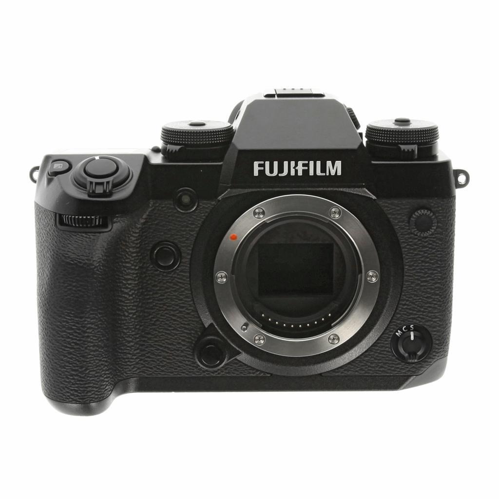 Fujifilm X-H1 schwarz neu