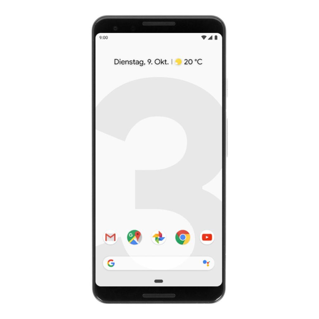 Google Pixel 3 64GB weiss wie neu
