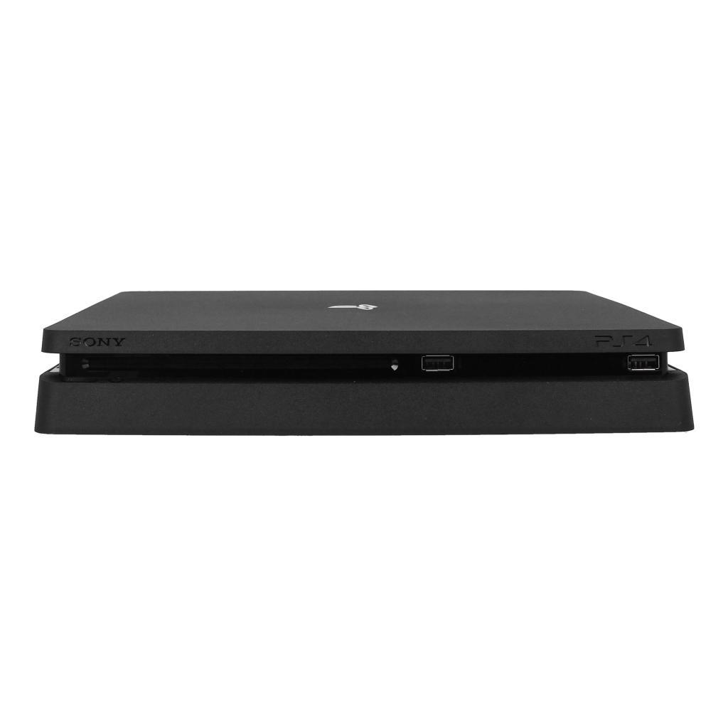 Sony PlayStation 4 Slim - 500GB schwarz gut
