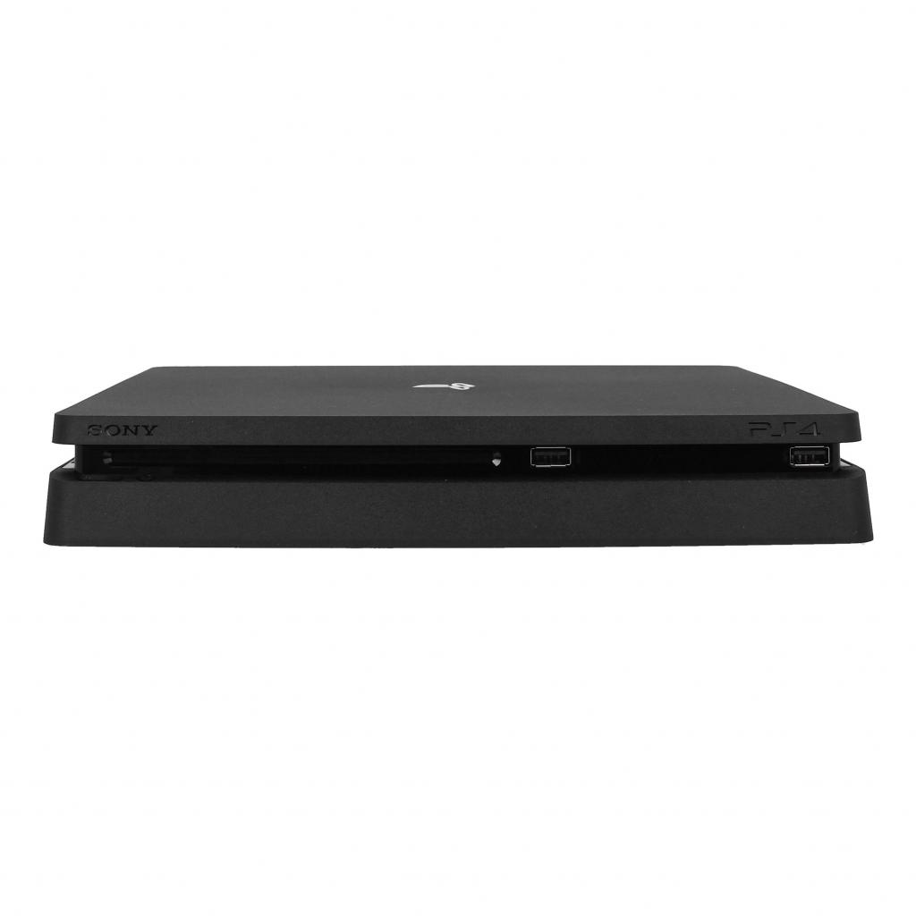 Sony PlayStation 4 Slim - 1TB schwarz gut