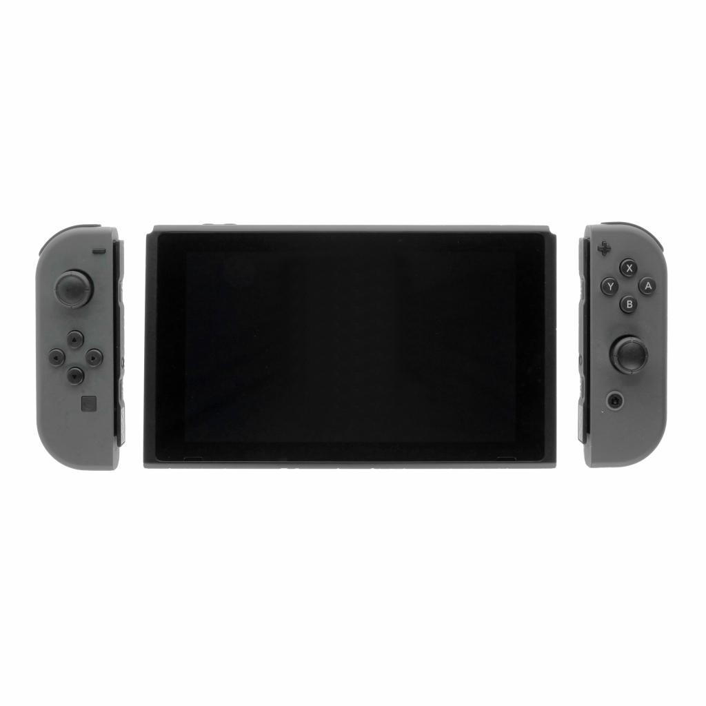 Nintendo Switch negro/gris muy bueno