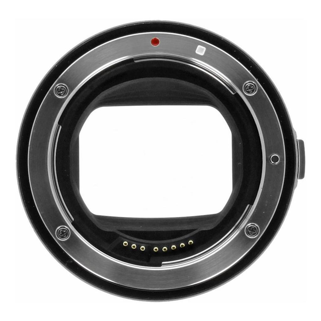 Canon EF-EOS R Objektivadapter schwarz sehr gut