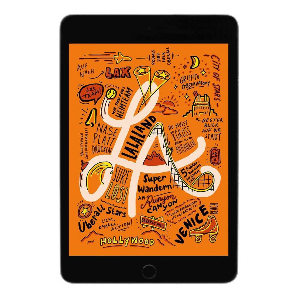 Apple iPad mini 2019 (A2133) WiFi 64GB spacegrau neu