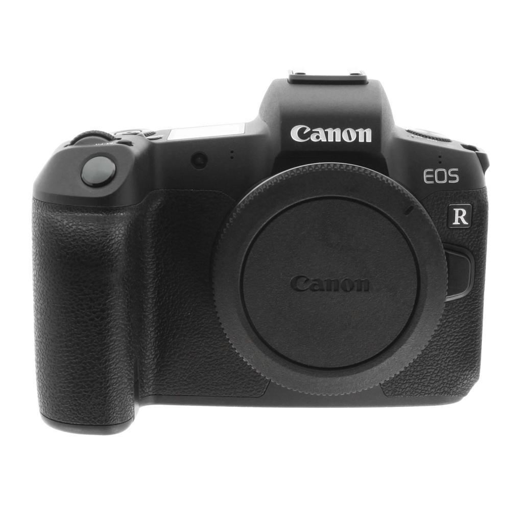 Canon EOS R mit Objektivadapter EF-EOS R schwarz wie neu