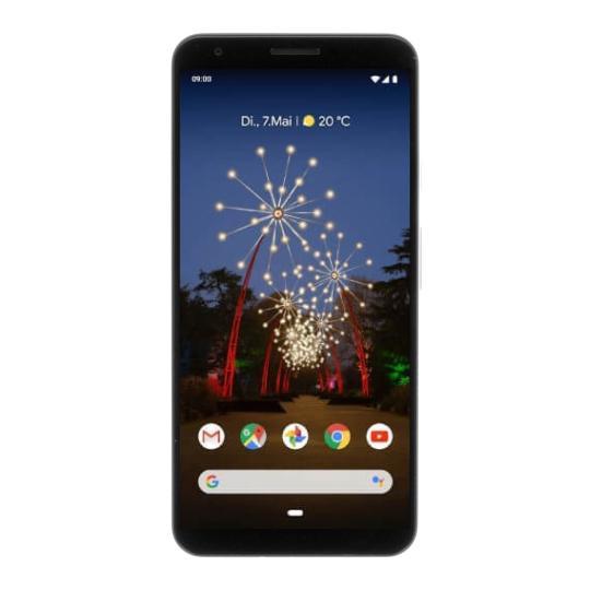 Google Pixel 3a XL 64GB weiß gut