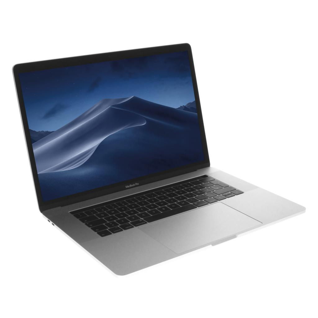 "Apple MacBook Pro 2019 15"" Touch Bar/ID 2,30 GHz Intel Core i9 512 GB SSD 16 GB silber wie neu"