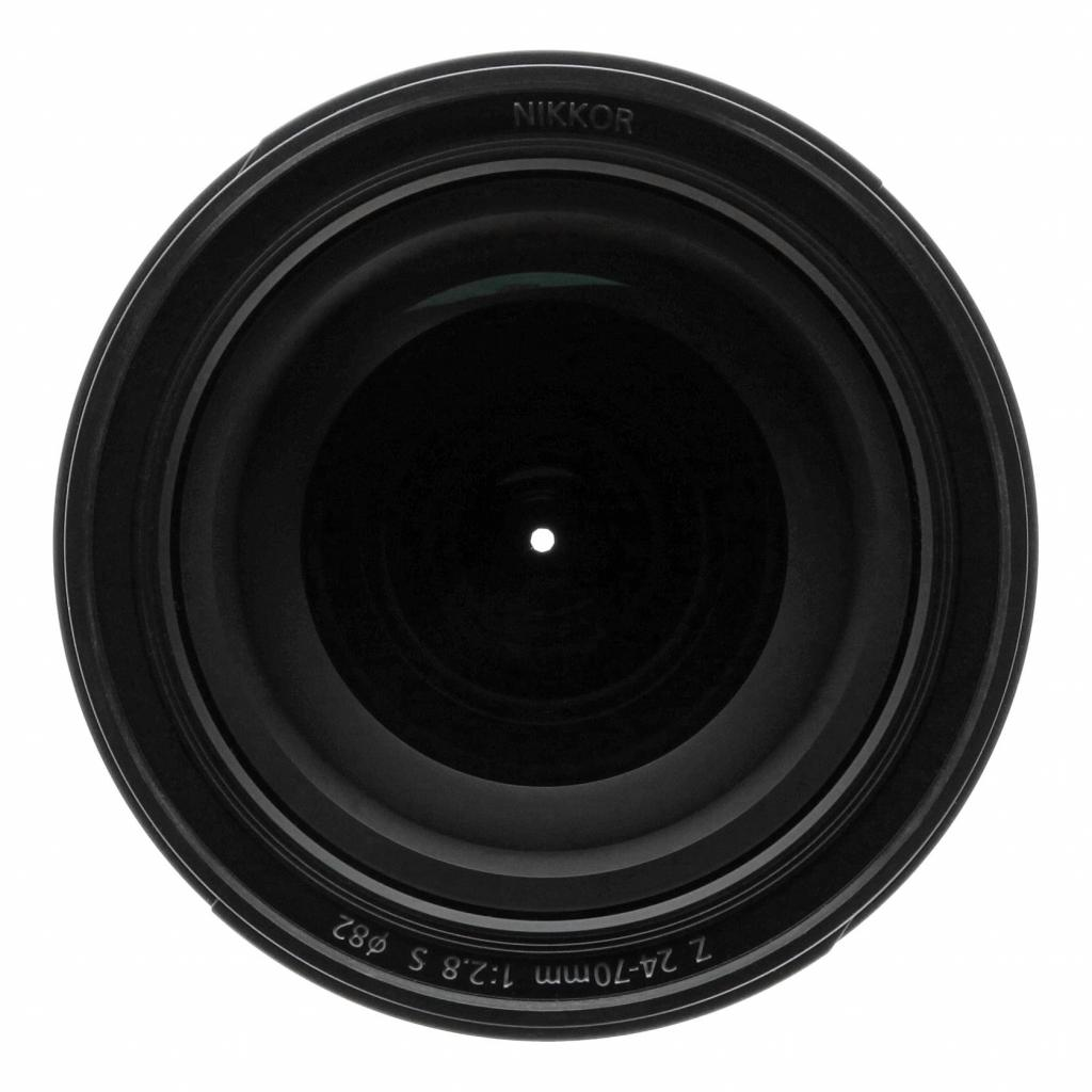 Nikon 24-70mm 1:2.8 Z S schwarz neu