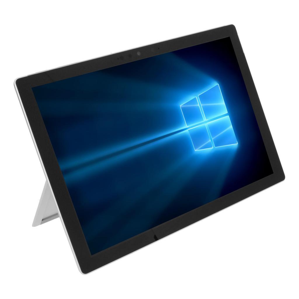 Microsoft Surface Pro 7 Intel Core i5 8GB RAM 128GB platinium wie neu