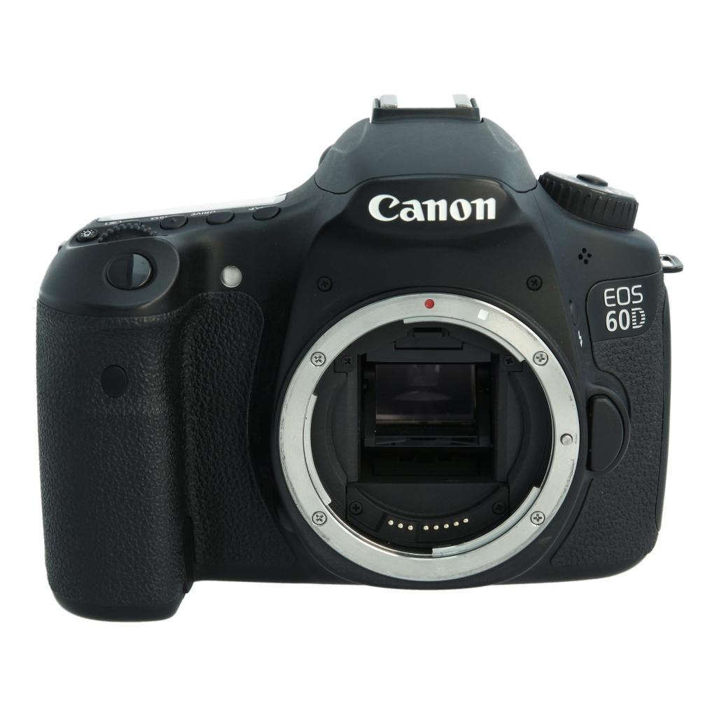 Canon EOS 60D Schwarz gut