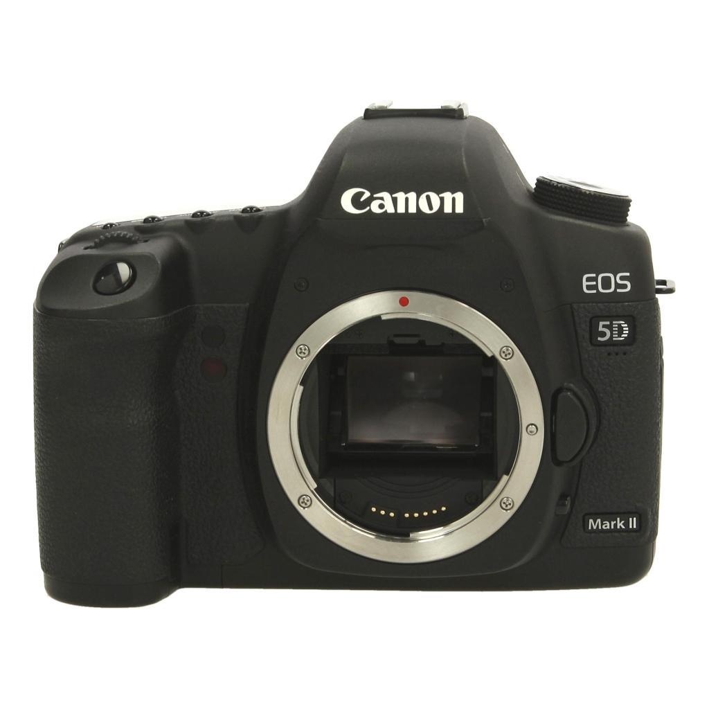 Canon EOS 5D Mark II Schwarz gut