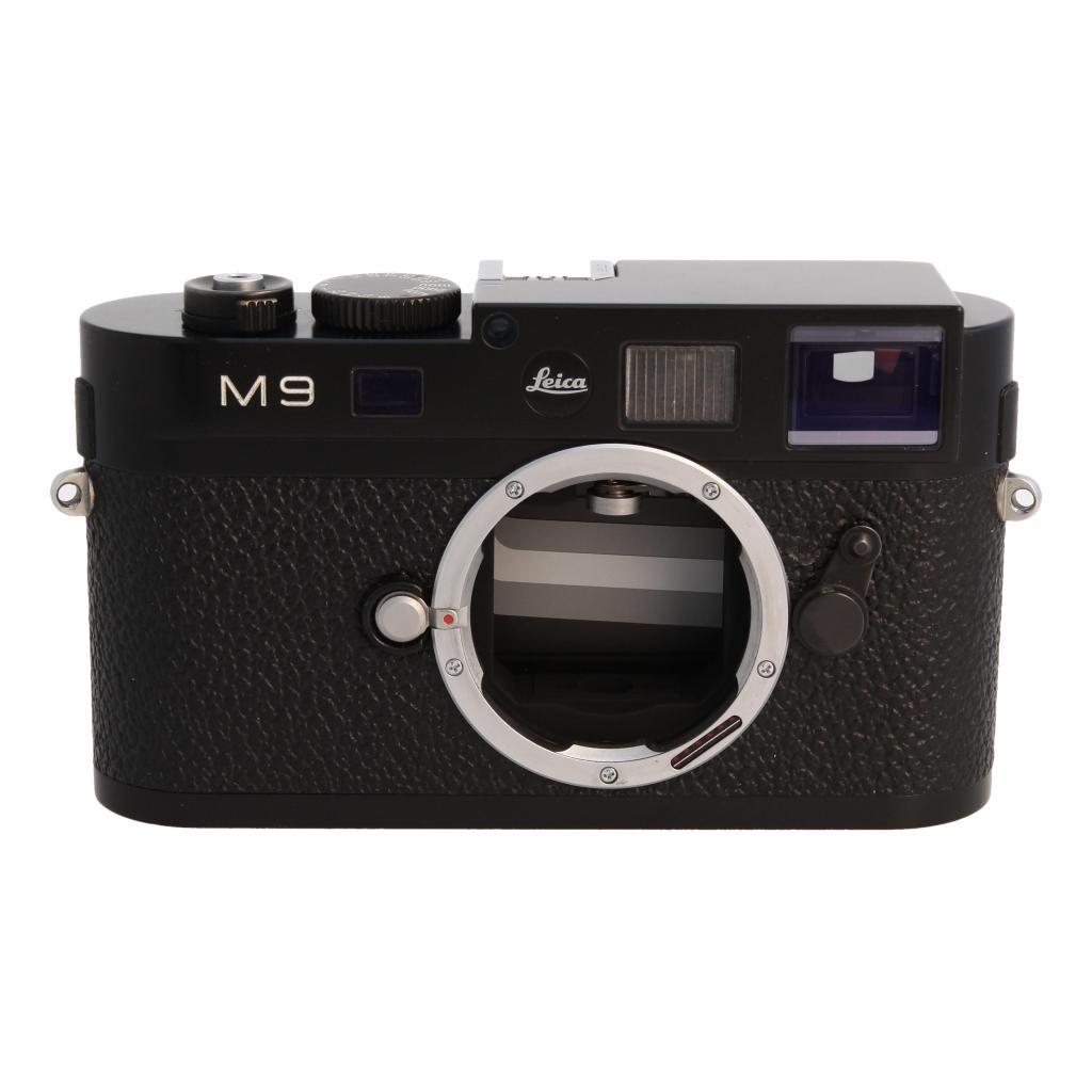 Leica M9 Schwarz gut