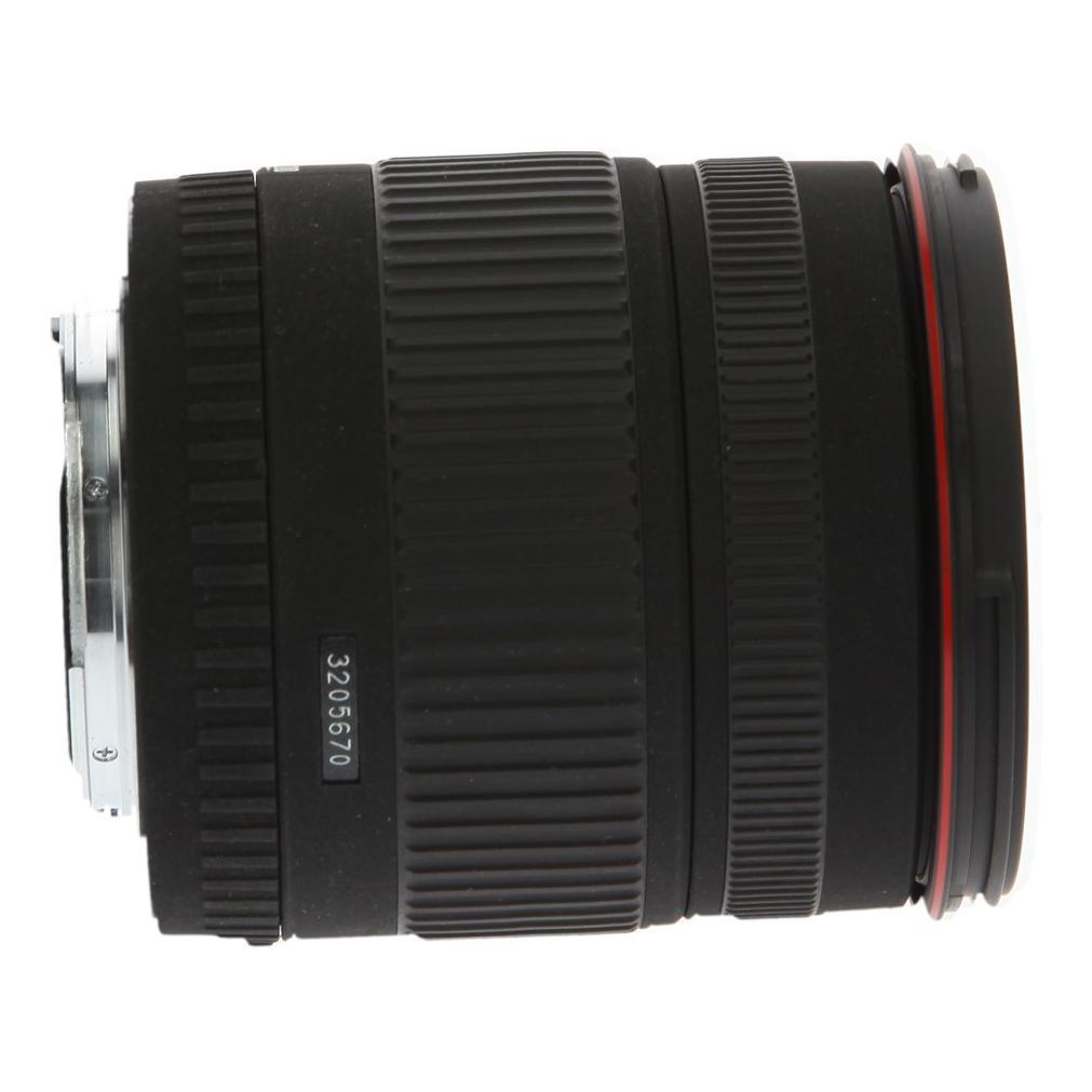 Sigma 18-200mm 1:3.5-6.3 DC für Sigma Schwarz gut