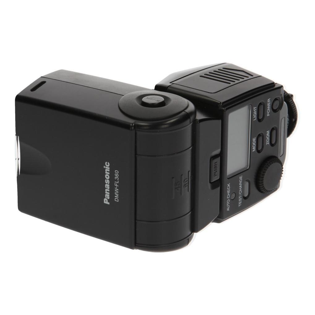 Panasonic DMW-FL360 schwarz gut