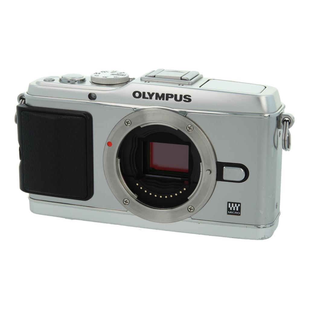 Olympus PEN E-P3 argent Très bon