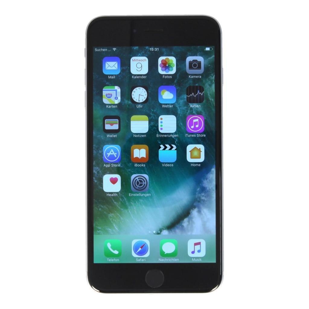 Apple iPhone 6 Plus (A1524) 64 GB Spacegrau sehr gut