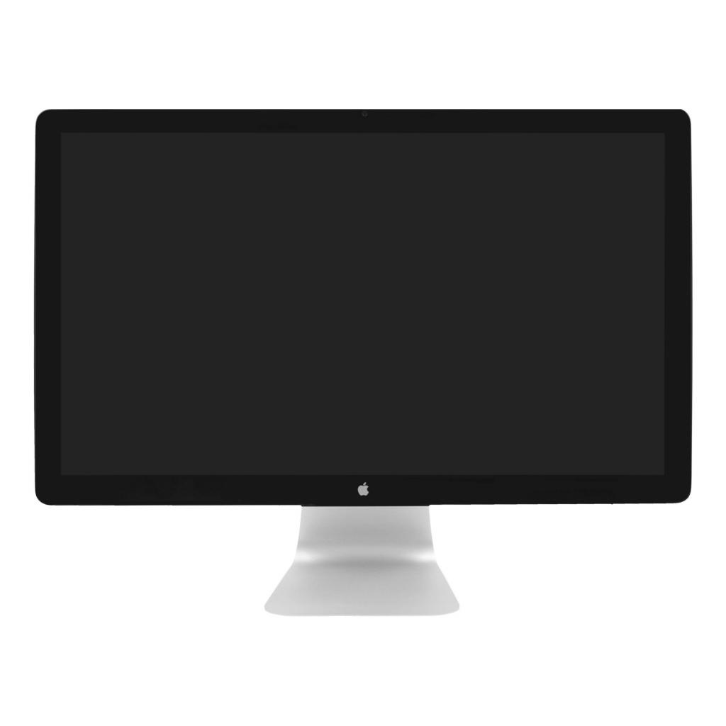 "Apple Cinema 27"" Silber gut"