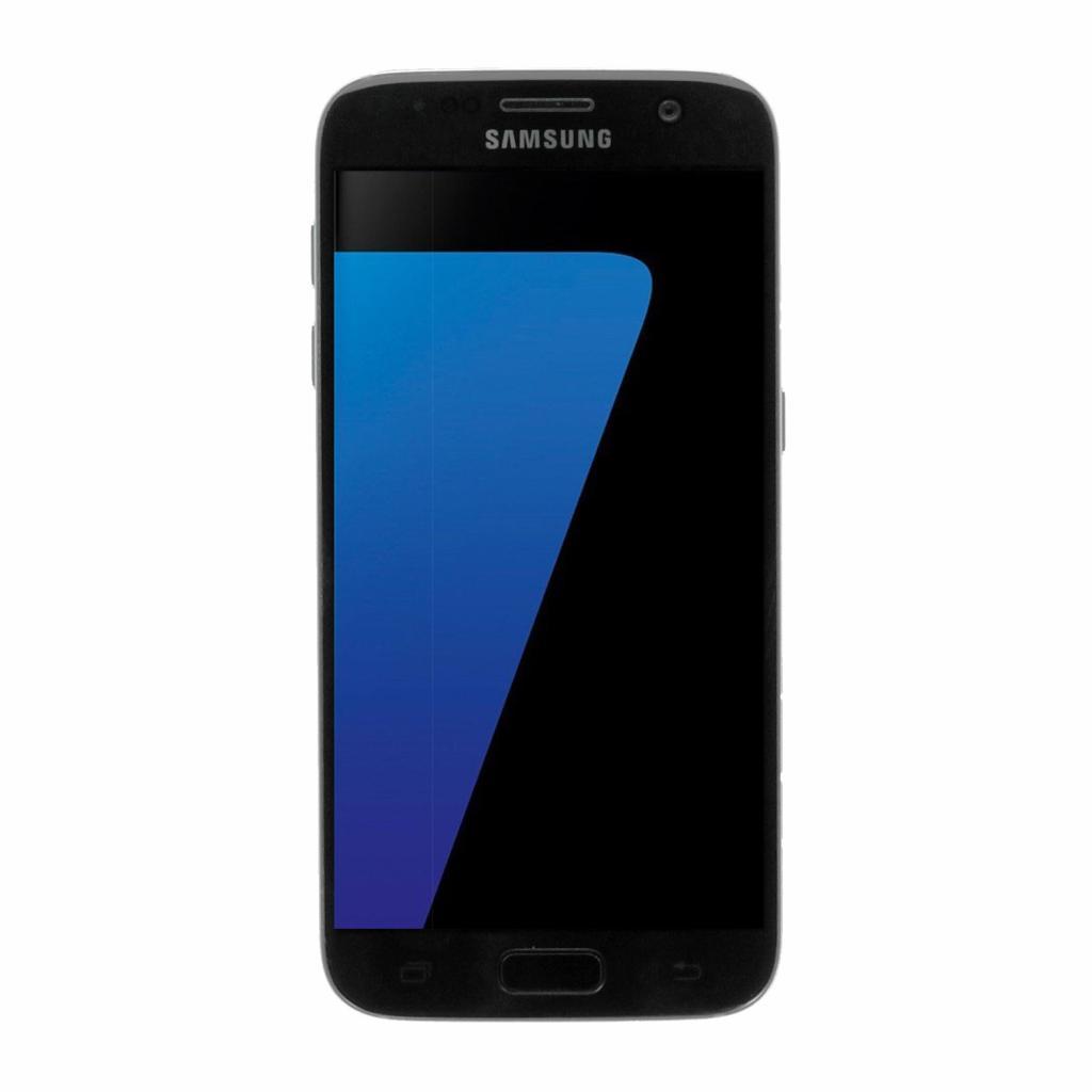 Samsung Galaxy S7 (SM-G930F) 32 GB Schwarz gut
