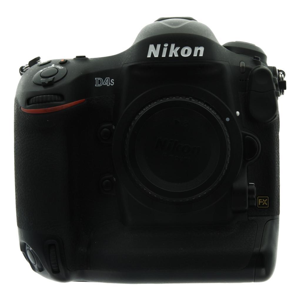 Nikon D4s Schwarz gut