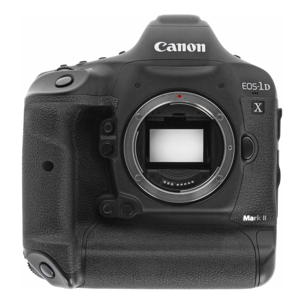 Canon EOS 1D X Mark II schwarz gut