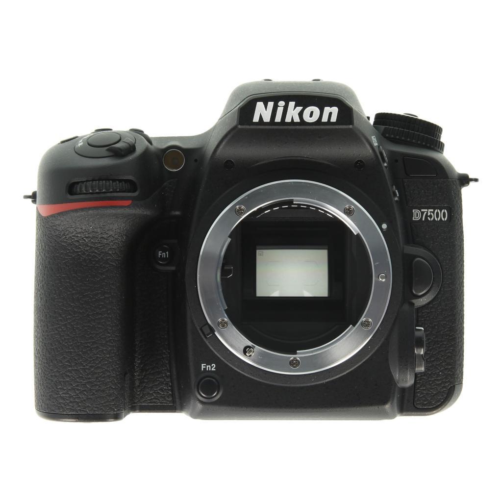 Nikon D7500 schwarz neu