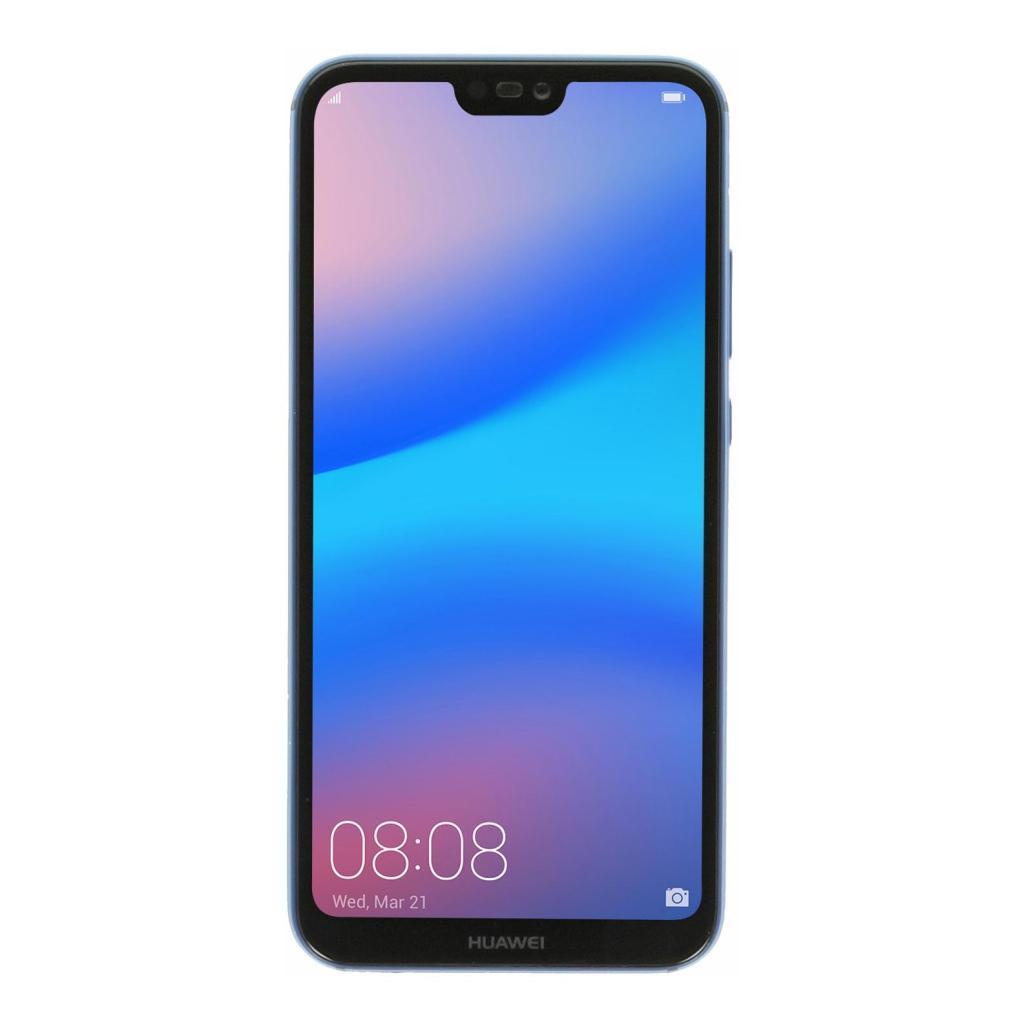 Huawei P20 lite Dual-Sim 64GB blau sehr gut