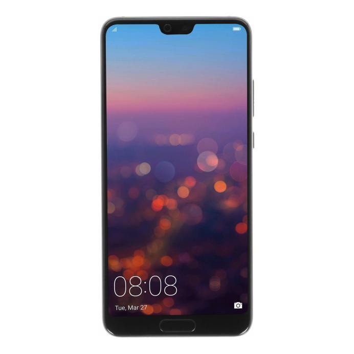 Huawei P20 Dual-Sim 128GB blau gut