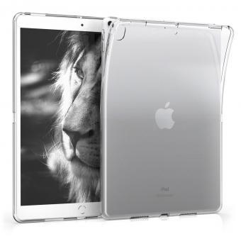"""kwmobile Soft Case für Apple iPad Pro 2017 10,5"""" / iPad Air 3 2019 10,5"""" (48339.03) durchsichtig wie neu"""