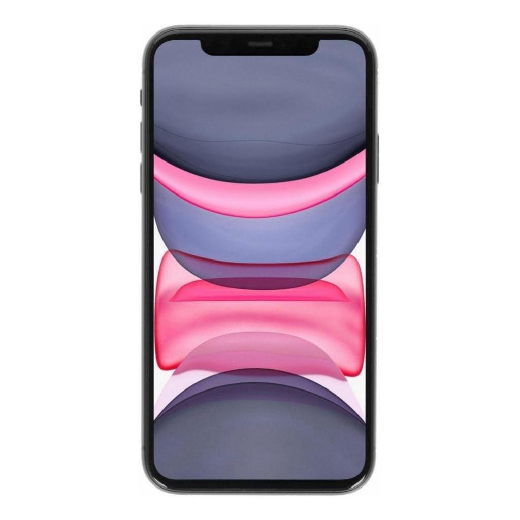 Apple iPhone 11 64GB schwarz neu