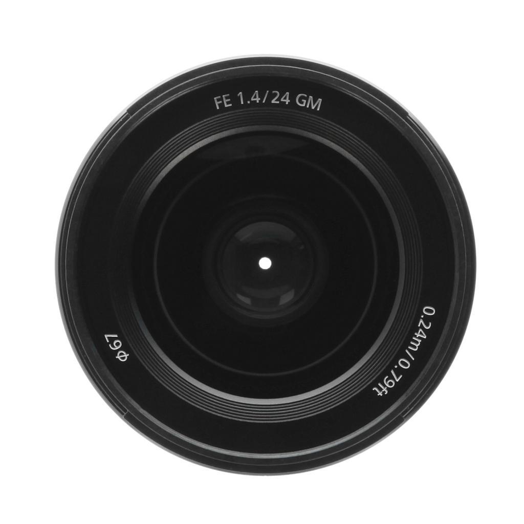 Sony 24mm 1.4 FE GM (SEL-24F14GM) schwarz gut