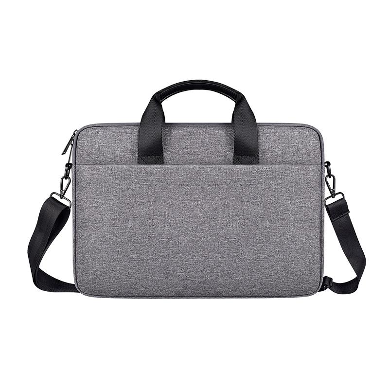 """Tasche für Apple MacBook 15,4"""" -ID17691 dunkel grau gut"""