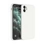 Soft Case für Apple iPhone 12 -ID18141 weiß