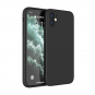 Soft Case für Apple iPhone 12 -ID18143 schwarz