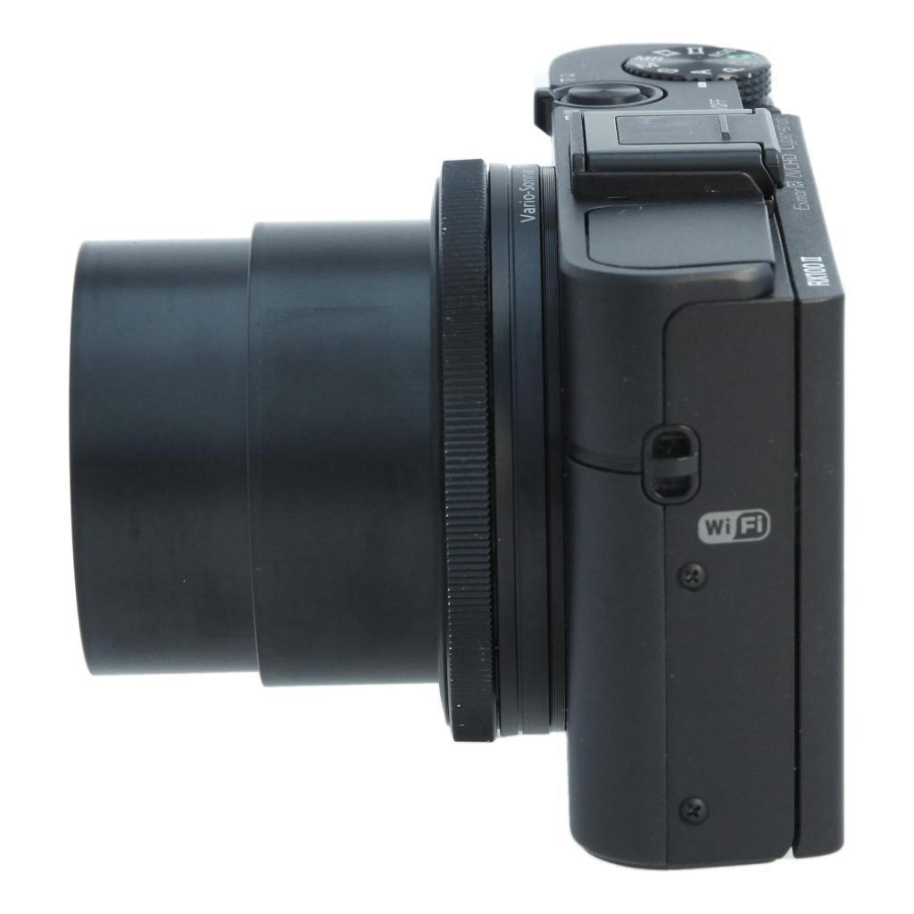 Sony Cyber-shot DSC-RX100 II Schwarz