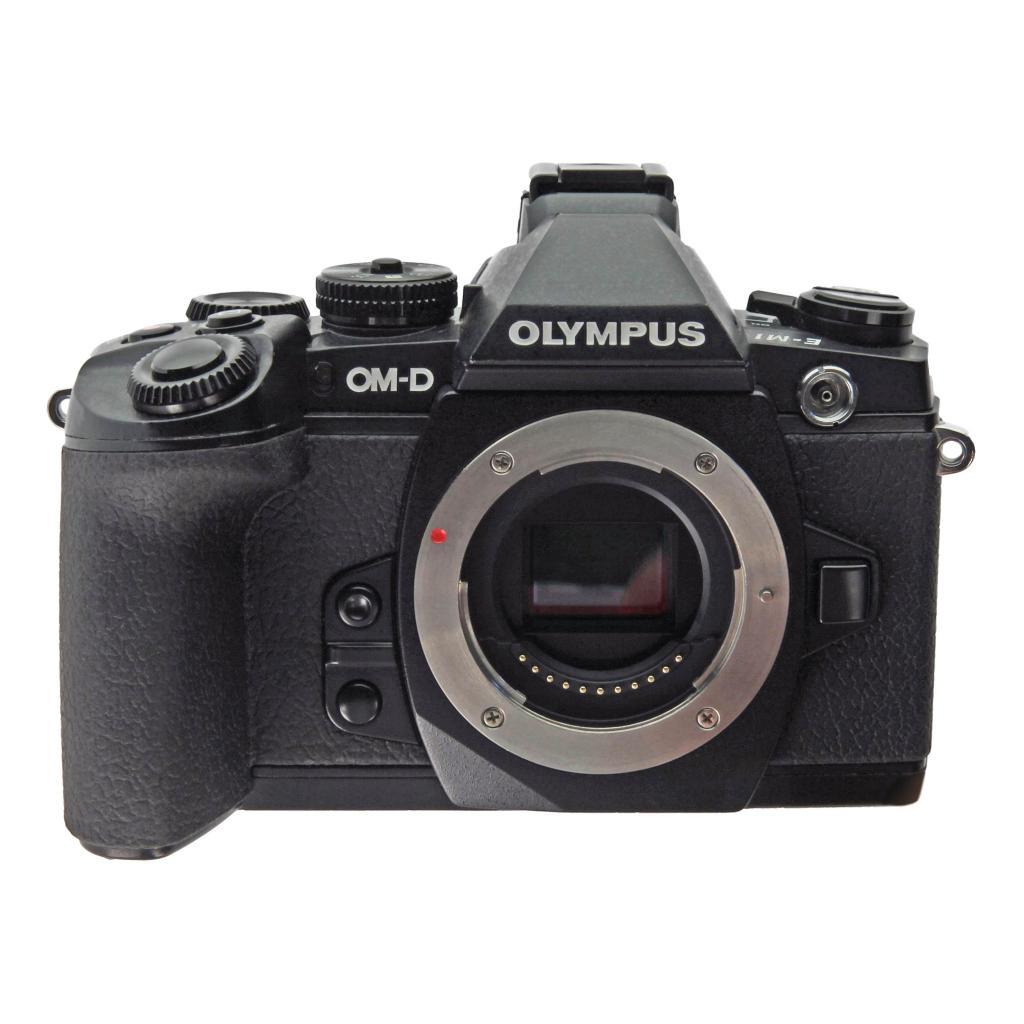 Olympus OM-D E-M1 Schwarz