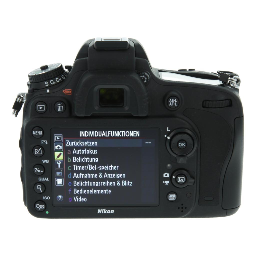 Nikon D610 Schwarz