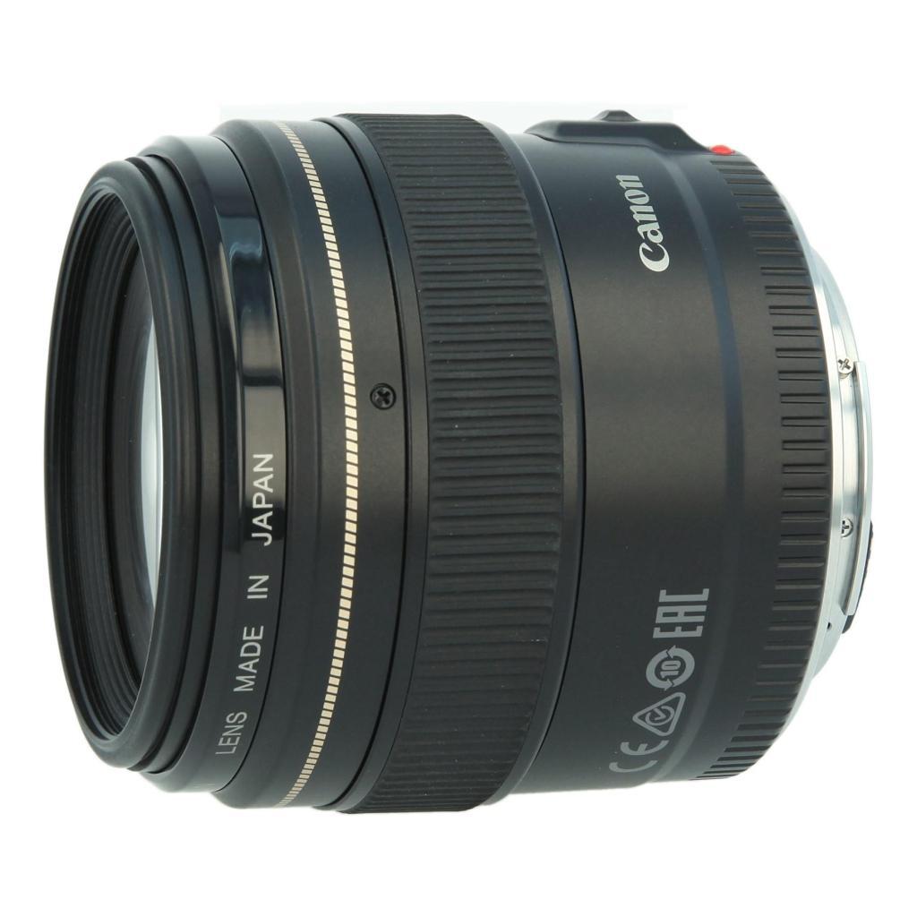 Canon 85mm 1:1.8 EF USM Schwarz